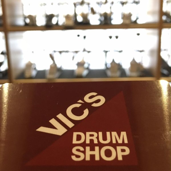 Vic's Drum Shop $50 Gift Card