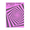 Fundamental Studies For Timpani by Garwood Whaley; Book