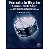 Portraits In Rhythm Study Guide by Anthony Cirone; Book