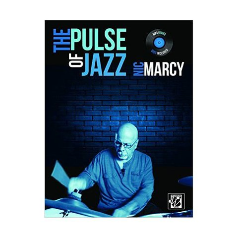 The Pulse Of Jazz by Nick Marcy; Book & CD