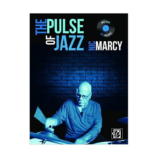 Alfred Publishing The Pulse Of Jazz by Nick Marcy; Book & CD