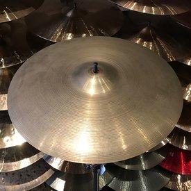 "Used Vintage Zildjian 1960's Avedis 20"" Ride Cymbal; 1951g"