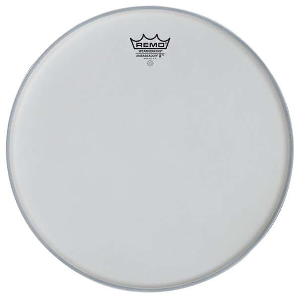 "Remo Remo Coated Ambassador X14 14"" Diameter Batter Drumhead"