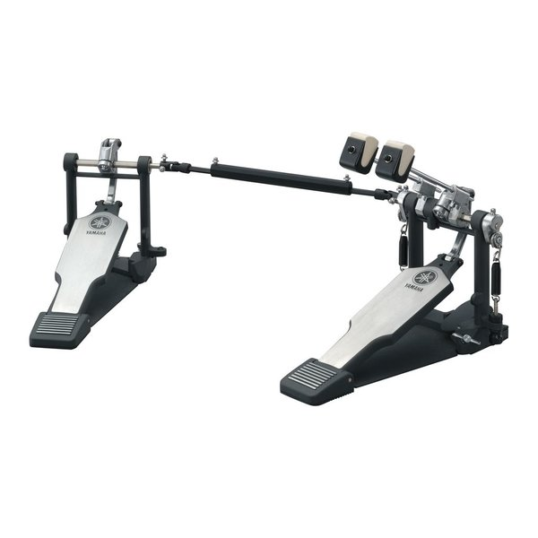 Yamaha Yamaha Direct Drive Double Bass Drum Pedal with Semi-Hardshell Case Included