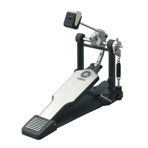 Yamaha Direct Drive Single Bass Drum Pedal with Semi-Hardshell Case Included