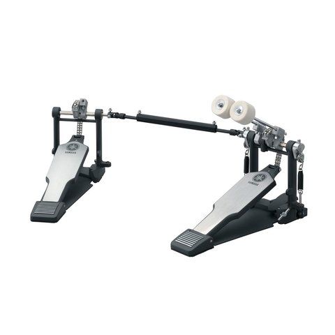Yamaha Double-Chain Drive Double Bass Drum Pedal with Longer Footboard