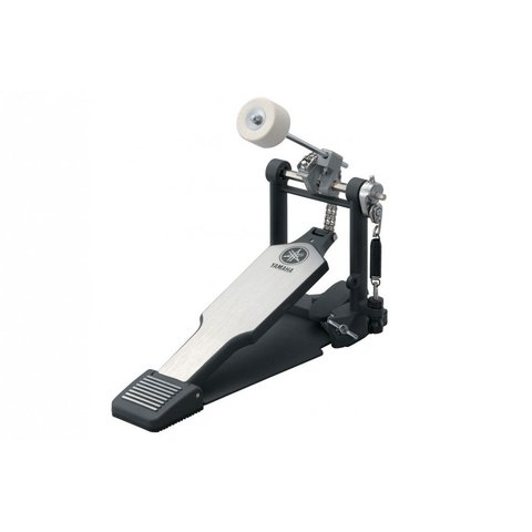 Yamaha Double-Chain Drive Single Bass Drum Pedal with Longer Footboard