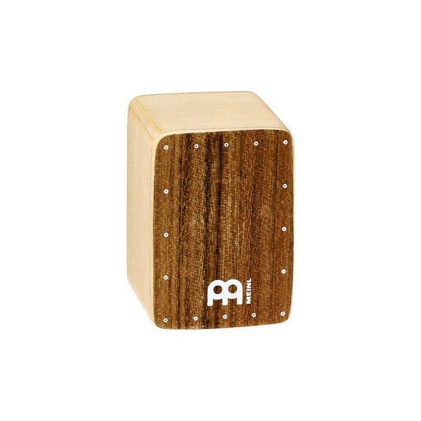 Meinl Meinl Mini Cajon Shaker, Ovangkol Front