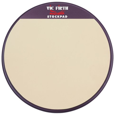Vic Firth Heavy Hitter Stock Pad Practice Pad
