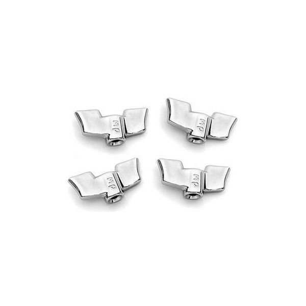 DW DW 6mm Wing Nut for Tube Joint (4-Pack)