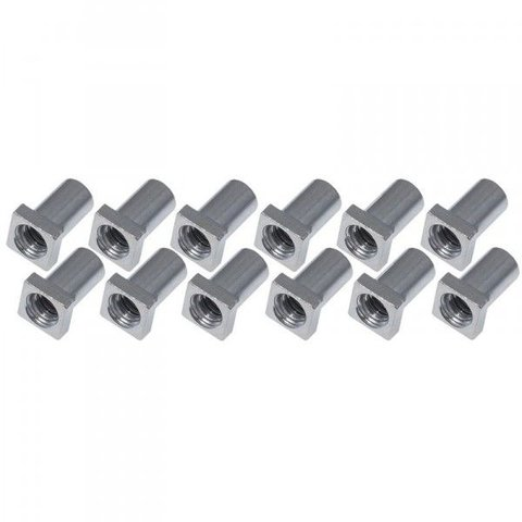 Gibraltar Large Swivel Nuts 6mm 12/Pack