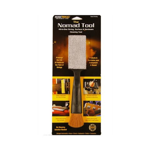 Music Nomad The Nomad Tool String, Surface and Hardware Cleaning Tool
