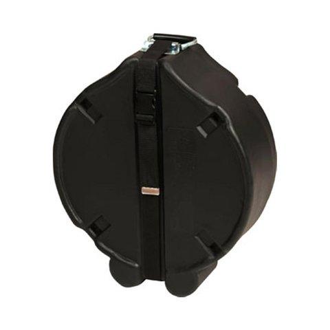 Gator Snare Drum Case; Elite Air Series Molded PE: 8x14