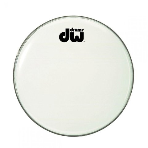 "DW 18"" Texture Coated Bass Drum Head"