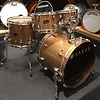 Sakae Almighty Maple 4 Piece Shell Pack in Gold Champagne Finish