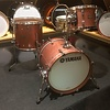 Yamaha Absolute Hybrid Maple 3 Piece Shell Pack in Pink Champagne Sparkle Finish