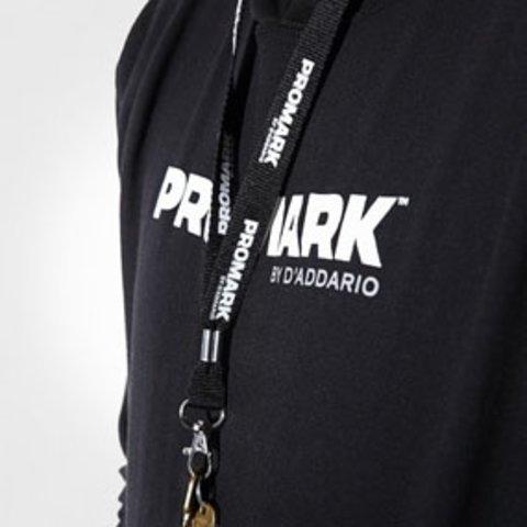 Promark Lanyard; Black