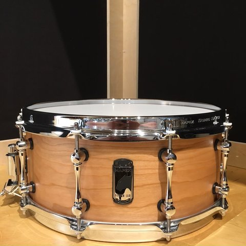 Mapex Black Panther Design Lab 6x14 Cherry Bomb Snare Drum