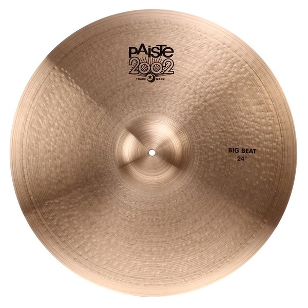 "Paiste Paiste 24"" 2002 Big Beat Cymbal"