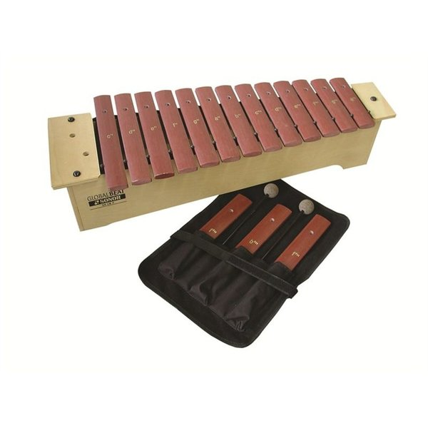 Sonor Orff Global Beat Alto Xylophone - Fiberglass Bars