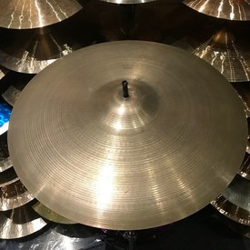 "Used Used Zildjian A Series 21"" Rock Ride Cymbal"