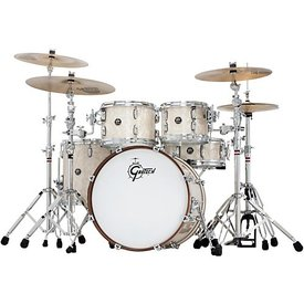 Gretsch Gretsch Renown 4 Piece Shell Pack in Vintage Pearl