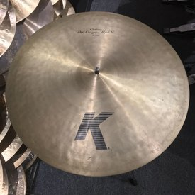 "Used Used Zildjian K Custom 24"" Dry Complex Ride Cymbal"