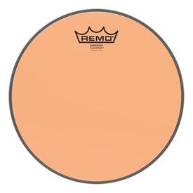 """Remo Remo Emperor Colortone  Orange Drumhead ,10"""""""