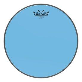 """Remo Remo Emperor Colortone  Blue Drumhead, 12"""""""
