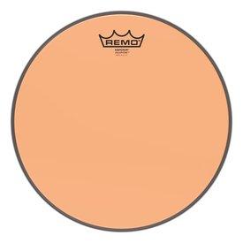 """Remo Remo Emperor Colortone  Orange Drumhead, 12"""""""