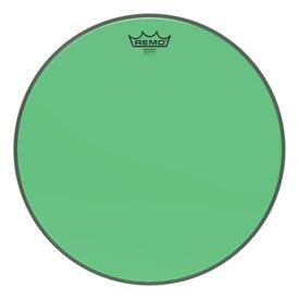"""Remo Remo Emperor Colortone  Green Drumhead, 16"""""""