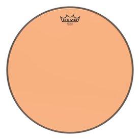 """Remo Remo Emperor Colortone  Orange Drumhead, 16"""""""