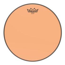 """Remo Remo Emperor Colortone  Orange Drumhead, 13"""""""
