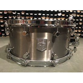 * No Family Set Trick Drums Precious Metals 6.5x14 Titanium Snare Drum