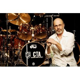Vic's Drum Shop Danny Seraphine Masterclass • Monday May 21, 2018 • 7pm @ Vic's Drum Shop • All Sales Final