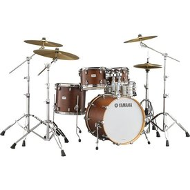 Yamaha Yamaha Tour Custom 4-Piece shell in Chocolate Satin