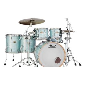 Pearl Pearl Session Studio Select 5 piece Drum Kit in Ice Blue Oyster