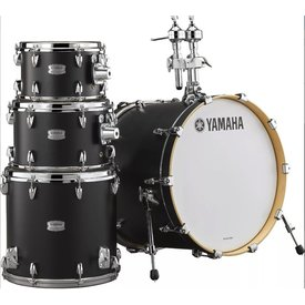 Yamaha Yamaha Tour Custom 4-Piece shell pack in Licorice Satin