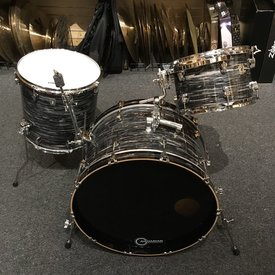 Used Used Ludwig Keystone Black Abalone All-Star kit 24/12/16