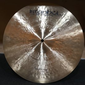"Used Used Istanbul Agop 15"" Light Hats"
