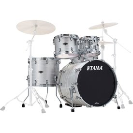TAMA Starclassic Performer B/B 4-piece shell pack Lacquered White Oyster