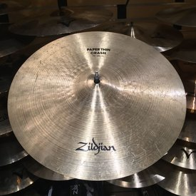 "Used Used Zildjian 15"" Paper Thin Crash"
