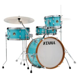 TAMA Club-JAM 4-piece shell pack Aqua Blue
