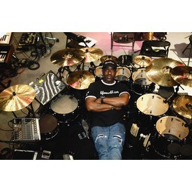 Vic's Drum Shop Brian Frasier Moore Clinic at Chicago State Oct. 4
