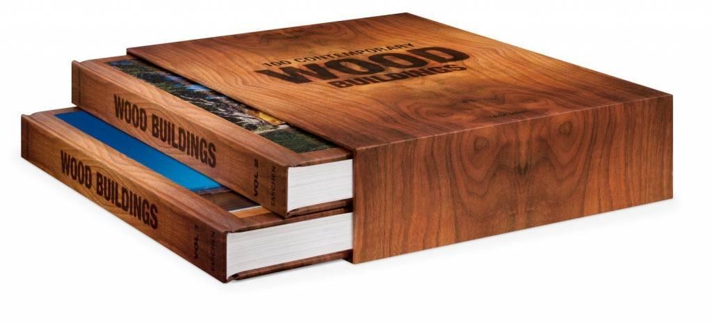 Taschen Taschen 100 Contemporary Wood Buildings