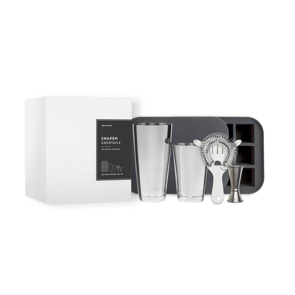 W&P Design W&P The Shaken Cocktail Kit