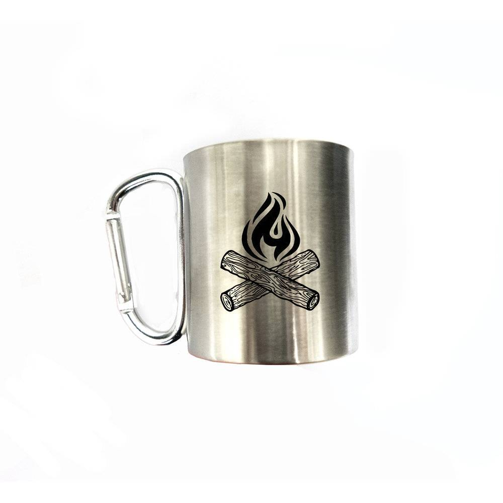 Iron & Glory Iron & Glory Stainless Camping Cup