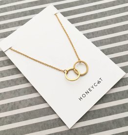 Honeycat Honeycat Mini Harmony Necklace
