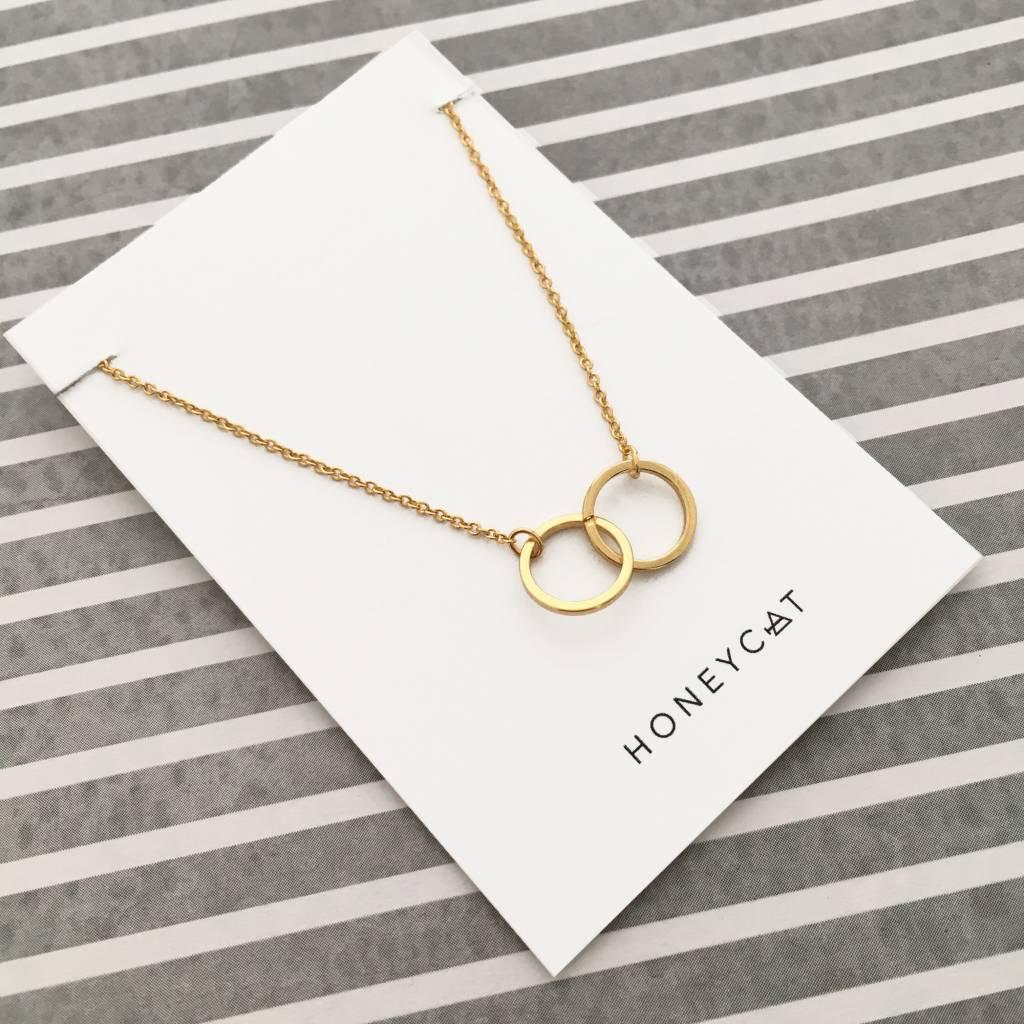 Honeycat Honeycat Mini Harmony Necklace