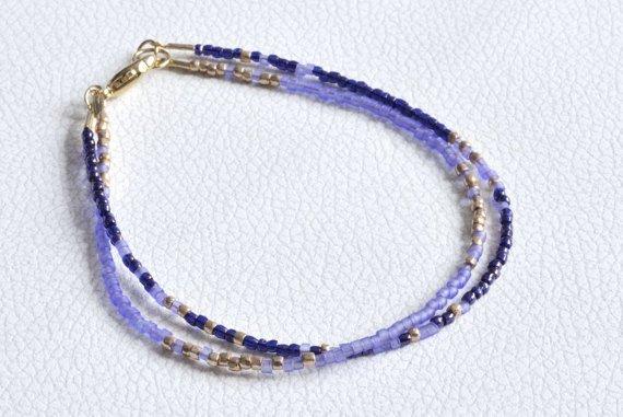 Wool & Moon Friendship Bracelet Multi - Luna